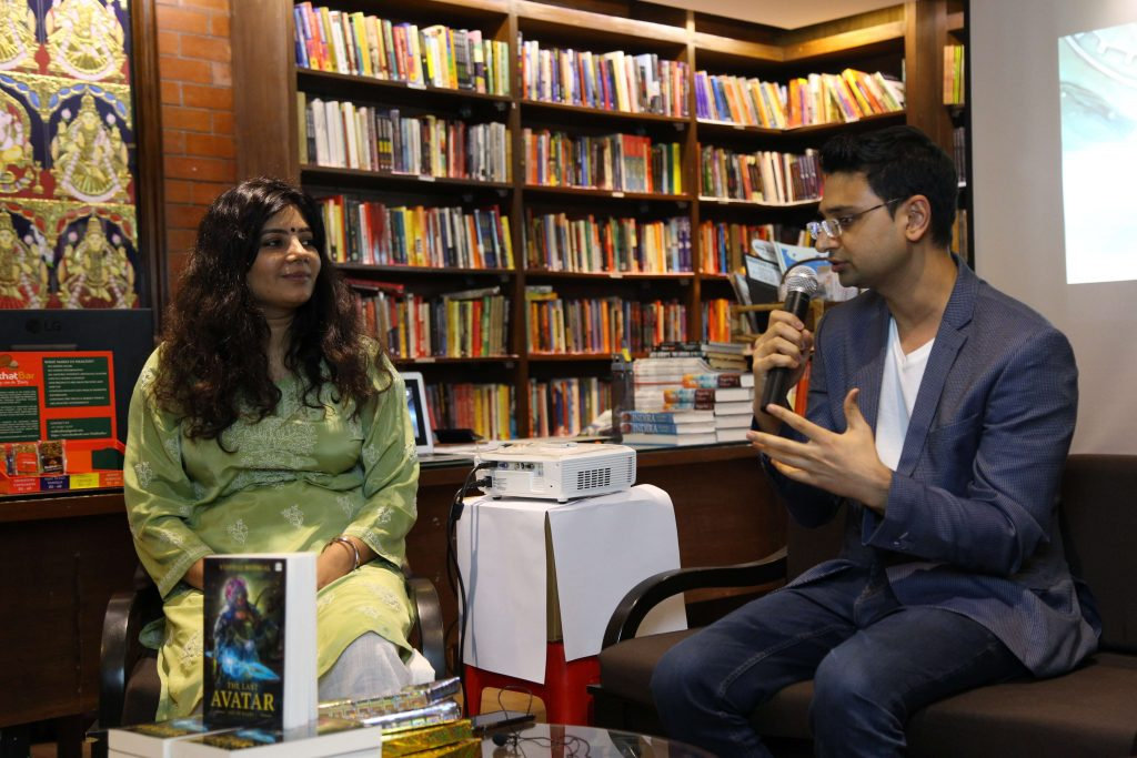 Vishwas Mudagal and Shradha Sharma - The Last Avatar