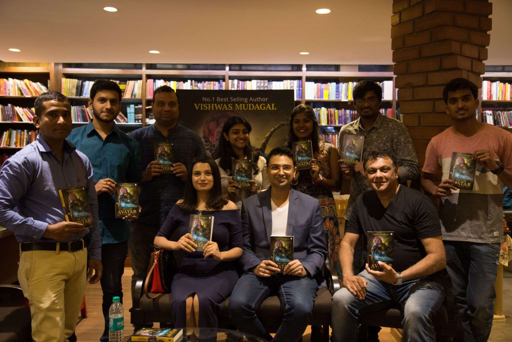 Last Avatar book launch - Vishwas Mudagal